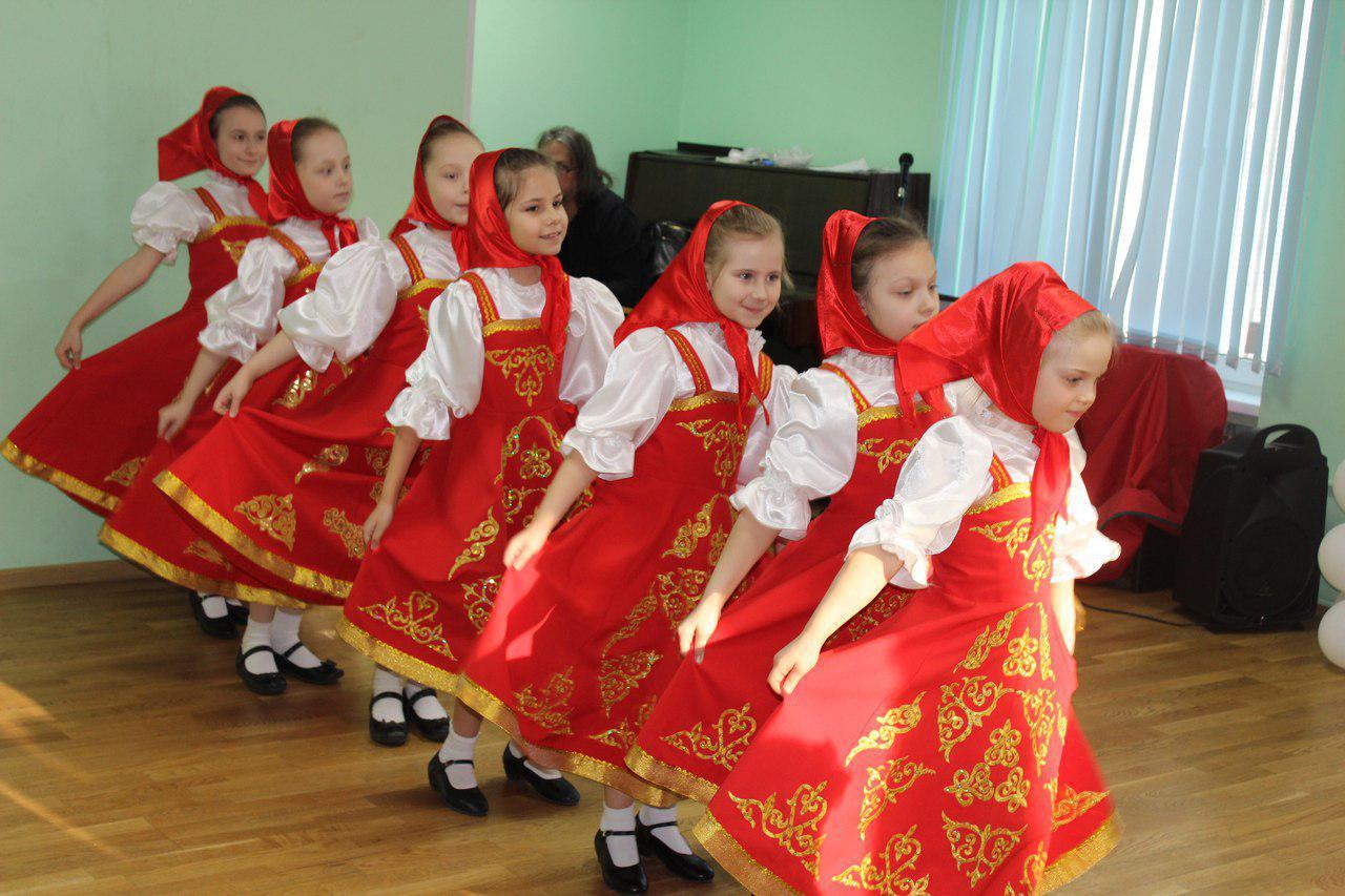 Концерт в честь Международного женского дня прошел в ДТ «Ховрино»