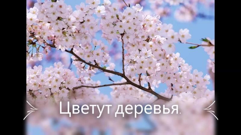 Весна идет_Маленький