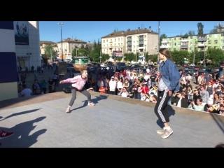 BIG MAMA vs Lira | 1/4 FINAL | HIP HOP BATTLE ADULTS PRO | I LOVE DANCE 32 , 2018
