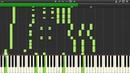 ONE OK ROCK - Deeper Deeper - Piano MIDI Version