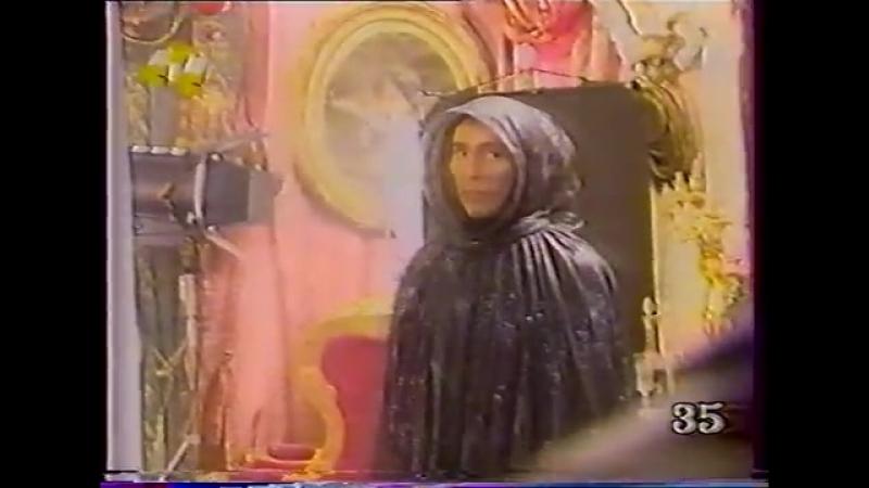 Валерий Леонтьев. Репортаж о съемках клипа Августин