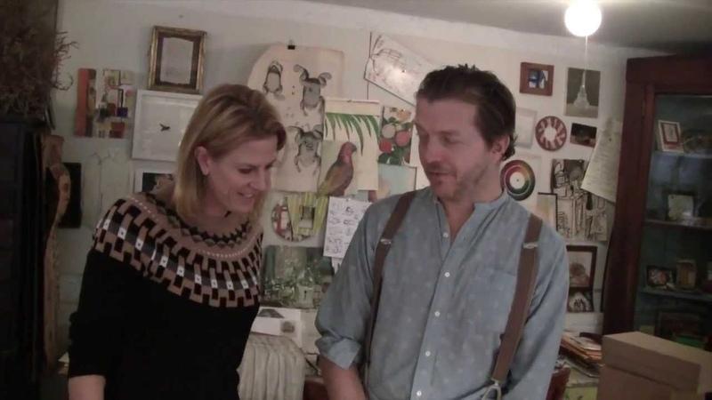It's a Wrap with Susanna Salk and John Derian