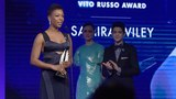 Samira Wiley sends powerful message of support to LGBTQ youth 29th Annual GLAAD Media Awards