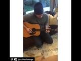 Tom DeLonge New Acoustic Song Clip 2017
