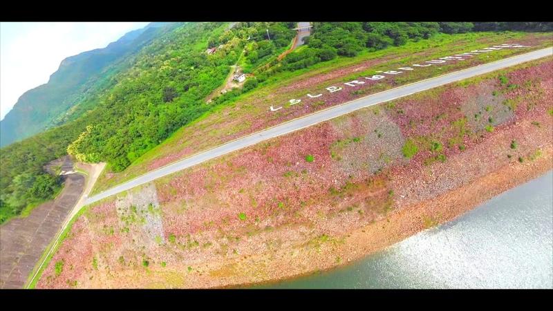 Mae Kuang Dam Chiang Mai Drone view mavicair drone travel