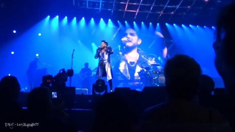 Q ueen Adam Lambert - S omebody to Love - P ark Theater - Las Vegas - 9.5.18