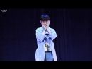 180910 Hyunsik - ITNW (SNSD Cover) @ 'Won Hyunsik Birthday Fanmeeting'