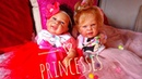 PRINCESSES CONTEST/REBORN BABY DOLLS/beauty pageant/role play/reborns/mental health