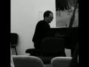 И.С.Бах - Прелюдия из Сюиты №2 для виолончели соло. Фрагмент моей транскрипции для фортепиано соло :)