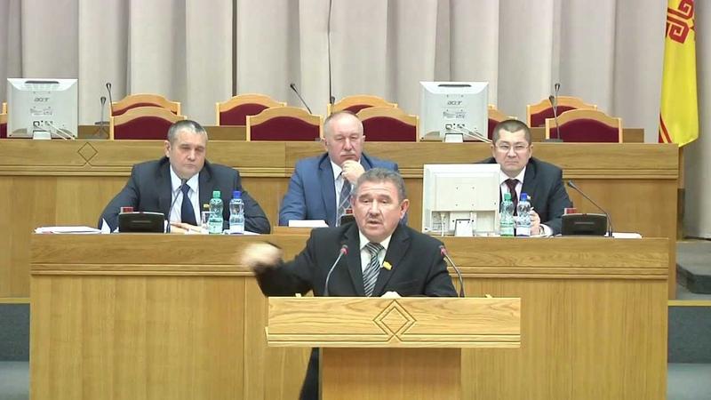 Депутаты обсуждают бюджет ЧР и Фаэтоны для адм. Главы