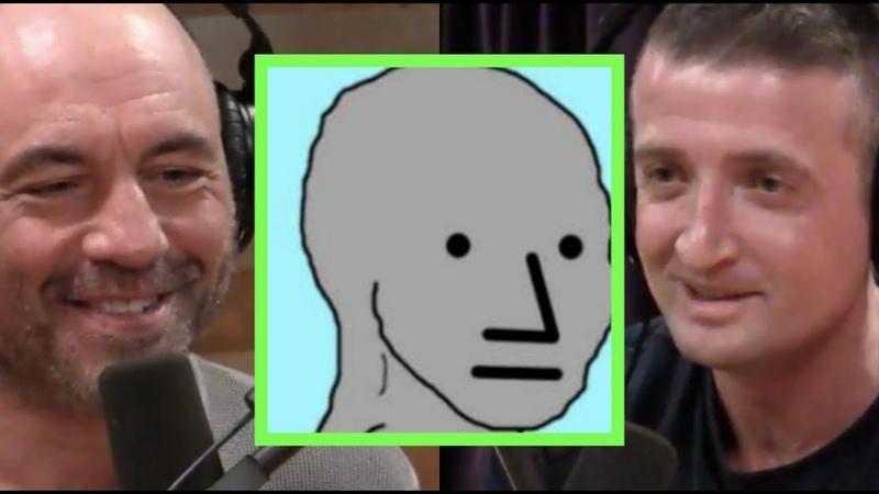 Joe Rogan Michael Malice Explains the NPC Meme
