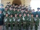 Поздравляем кадетов Караванной школы с окончанием 9 класса
