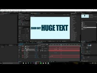 [Caleb Lancaster] BEGINNER'S Kinetic Typography - After Effects Tutorial