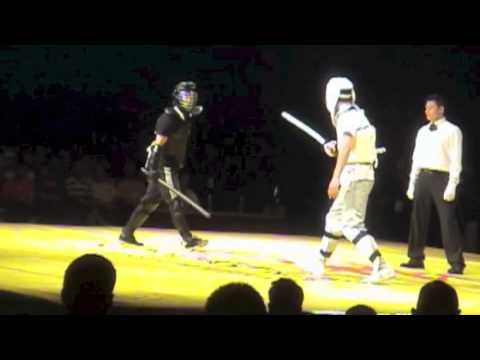 2009 Hong Kong Duan Bing Competition Main Event filmed by Sifu Jonathan Wang of BTKA