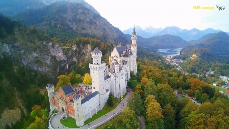 Neuschwanstein - Fairytale Castle in Bavaria