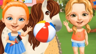 Sweet Baby Girl Cleanup 4 - Play Messy House Makeover - Fun Care & Cleaning Games For Kids