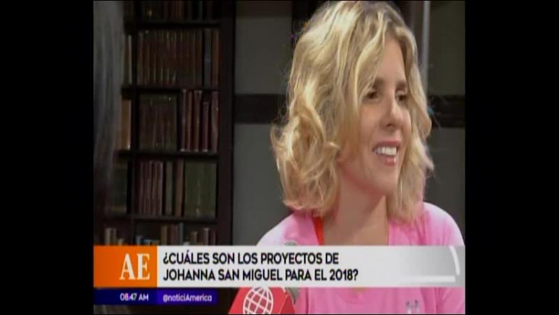 Johanna San Miguel habla de lo que se le viene a Antonia en VBQ