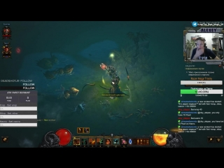 Diablo III: Reaper of Souls Яркие моменты! Смерть 2