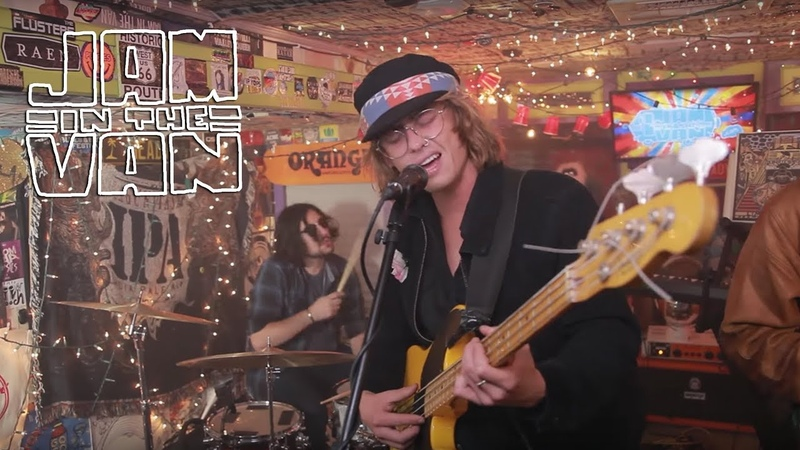LIME CORDIALE - Naturally (Live at JITV HQ in Los Angeles, CA 2018) JAMINTHEVAN