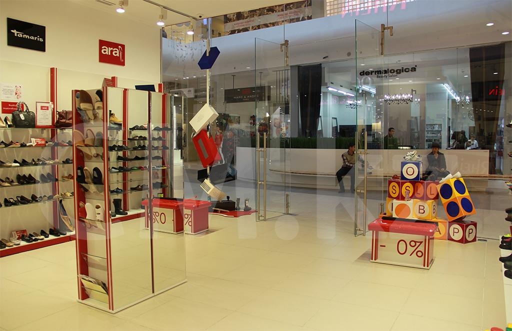 Магазин продажа обуви Алматы строительство