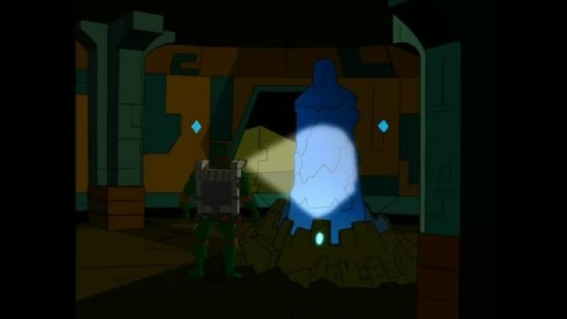 Черепашки ниндзя - Возвращение в подземелье - 13 серия
