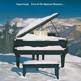 Supertramp альбом Even In The Quietest Moments