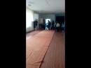 6 7 9 сынып оқушыларының Ұлы Жеңіс күніне арнаған мерекелік саптық жиыны 👮💫💪📯