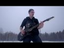 Halestorm - I Miss The Misery (Guitar Cover by Антон Нурумов)