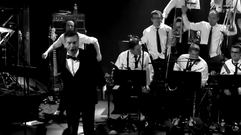 Electro Deluxe Big Band Lets Go To Work Live In Paris