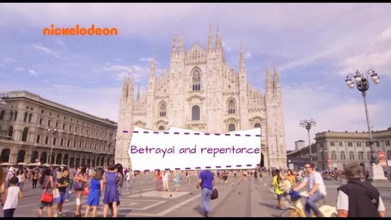 Maggie Bianca Fashion Friends Season 3, Episode 14 - Betrayal and Repentance (Greek)