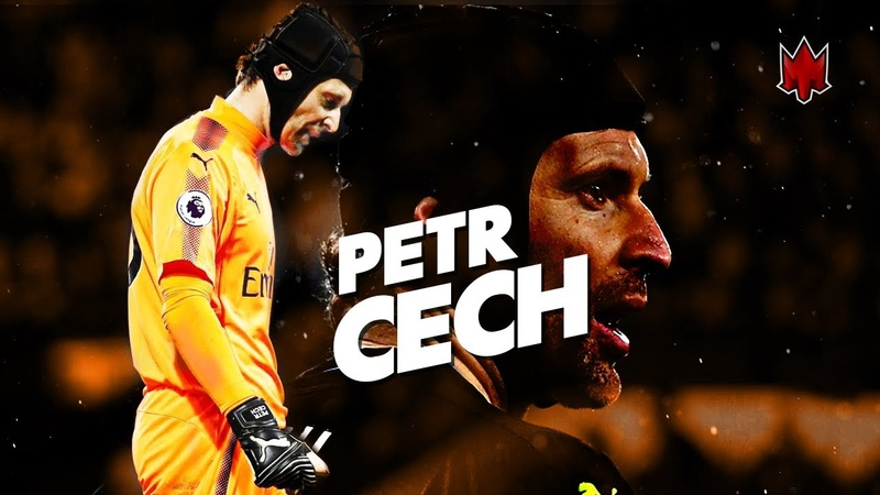 Petr Cech INSANE Saves 2018 HD