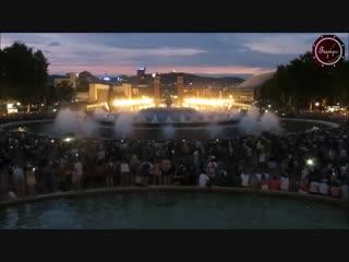The Magic Fountain of Montjuic, Barcelona (Freddie Mercury)