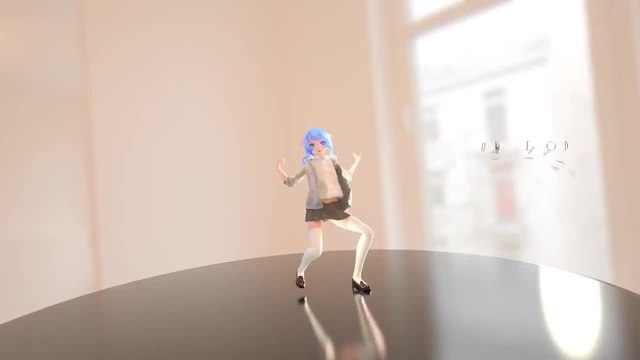 【MMD】這可能是我做過最美的初音Miku了 Karma Fields – Build the Cities