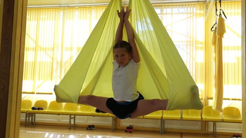 фитнес в гамаке для детей. Фитнес-центр VALENTIN, Сочи