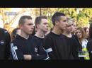 Хода за свободу у Чернігові пройшла мирна акція проти торгівлі людьми