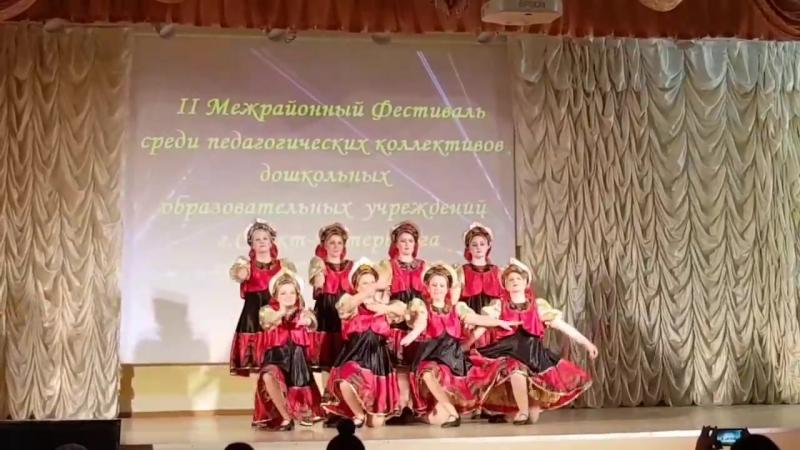 Танец Калинка ГБДОУ 43 Жемчужина