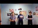 Kirill Andreevich and his group with the song Silent Night1