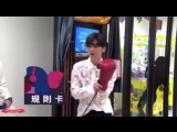 [VIDEO] 2018.02.14 Bii 畢書盡 backstage at the 13th KKBOX Music Awards