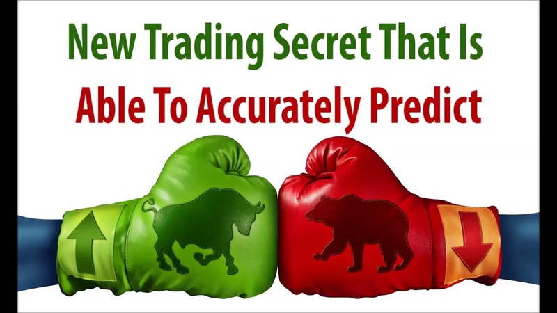New Trading Secret That Is Able To Accurately Predict