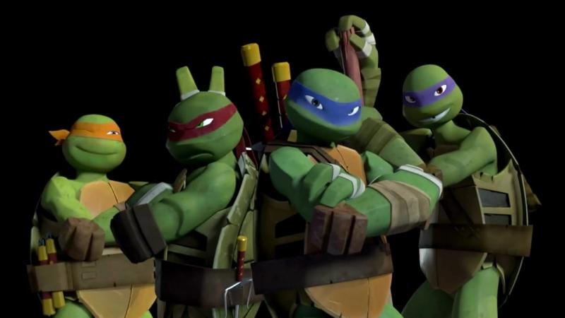 Theme Song Mashup Battle | Teenage Mutant Ninja Turtles | TurtlesTuesday