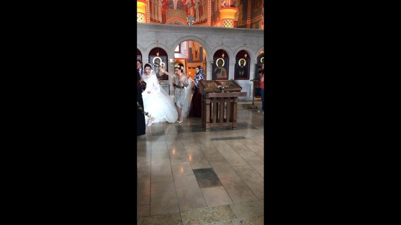 Венчание Элени