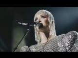 Katy Perry met her hometown in Santa Barbara, CA