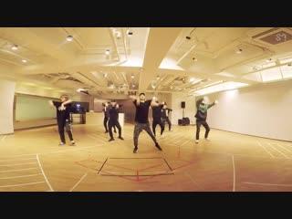 EXO - Ooh La La La Dance Practice