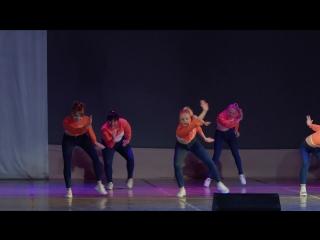 ДЭНСХОЛЛ в Школе-Студии Танца