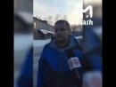 """Игорь Востриков потерял в ТЦ """"Зимняя вишня"""" всю семью"""