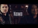 Magnus and Asmodeus ○ Numb ○ Onceuponavideo