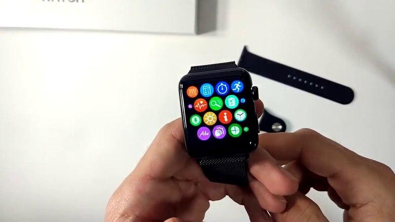 Iwo 5 Копия Apple Watch за 2490 руб.