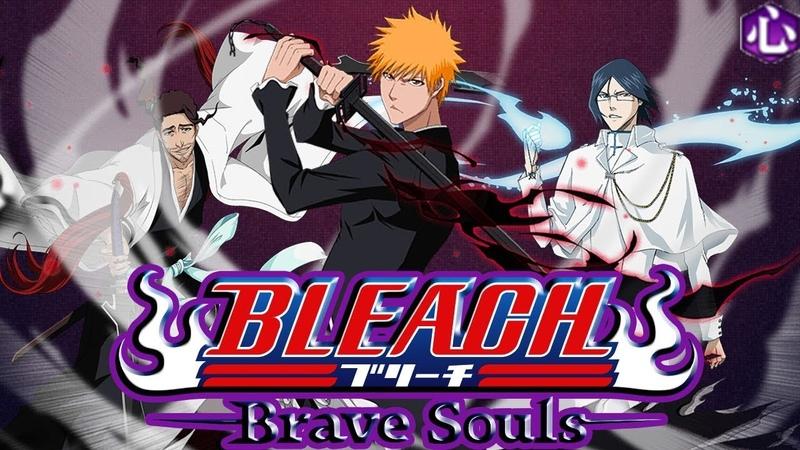 ПРОХОЖДЕНИЕ GUILD QUESTS Heart Bleach Brave Souls 313
