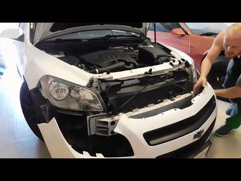 08-12 Chevy Malibu How To Replace the Headlight