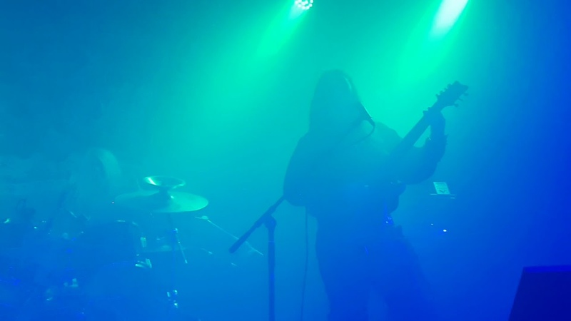 Satarial - live glasgow ivory blacks 03/05/18
